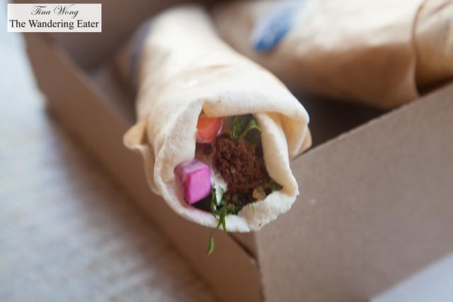 Falafel Beiruti at ilili Box