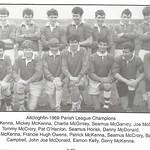 Altcloghfin -Parish League Winners 1969