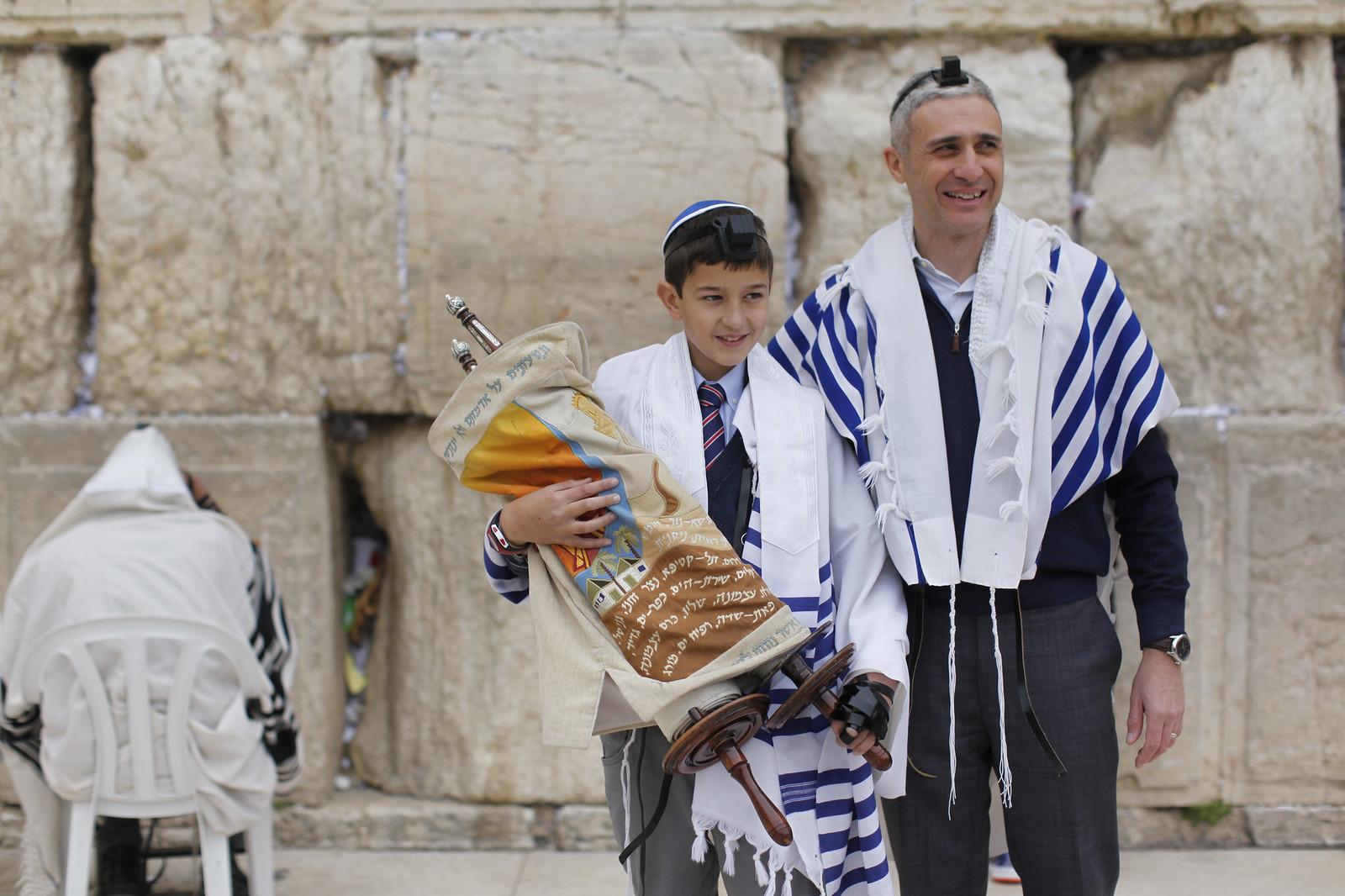 Bar Mitzvah_17_Jerusalem_9743_Yonatan Sindel_Flash 90_IMOT