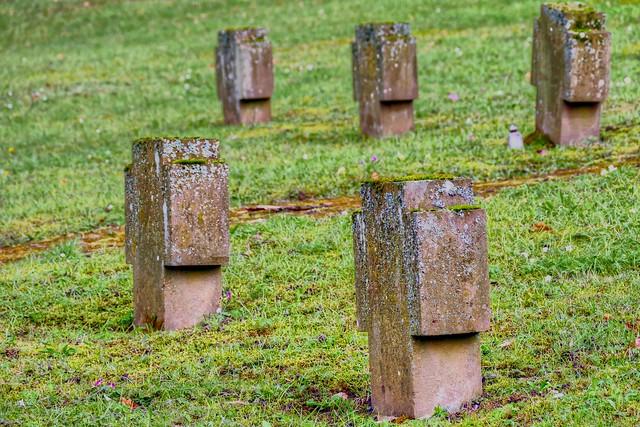 An Ancient Graveyard at Baden-Baden 36