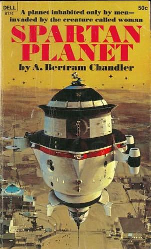 New Book by A. Bertram Chandler Added