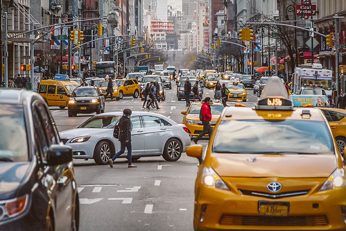 6th Avenue in New York City | by @KevinCase