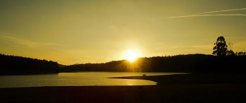 portugal lago sony natureza pôrdosol dslra100 senhoradaribeira gilbertooliveira gilxxl