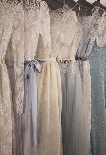 Wedding dresses | by Emily Jean Cox