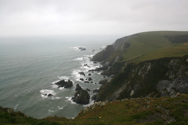 View west from Hoist Point