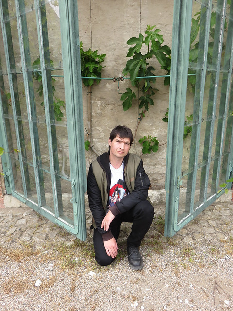 Me in Park  Sanssouci