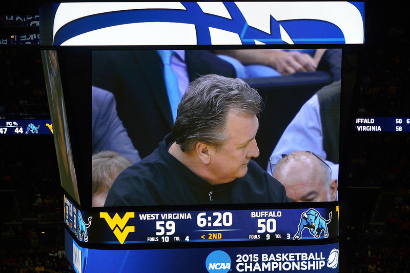 Coach Bob Huggins