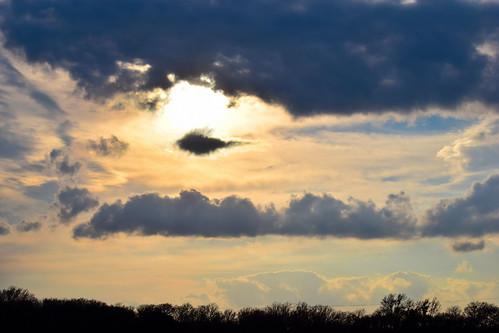 sunset sky sanantonio construction nikon partlycloudy 2015 partlysunny d5300 wurzbachparkway