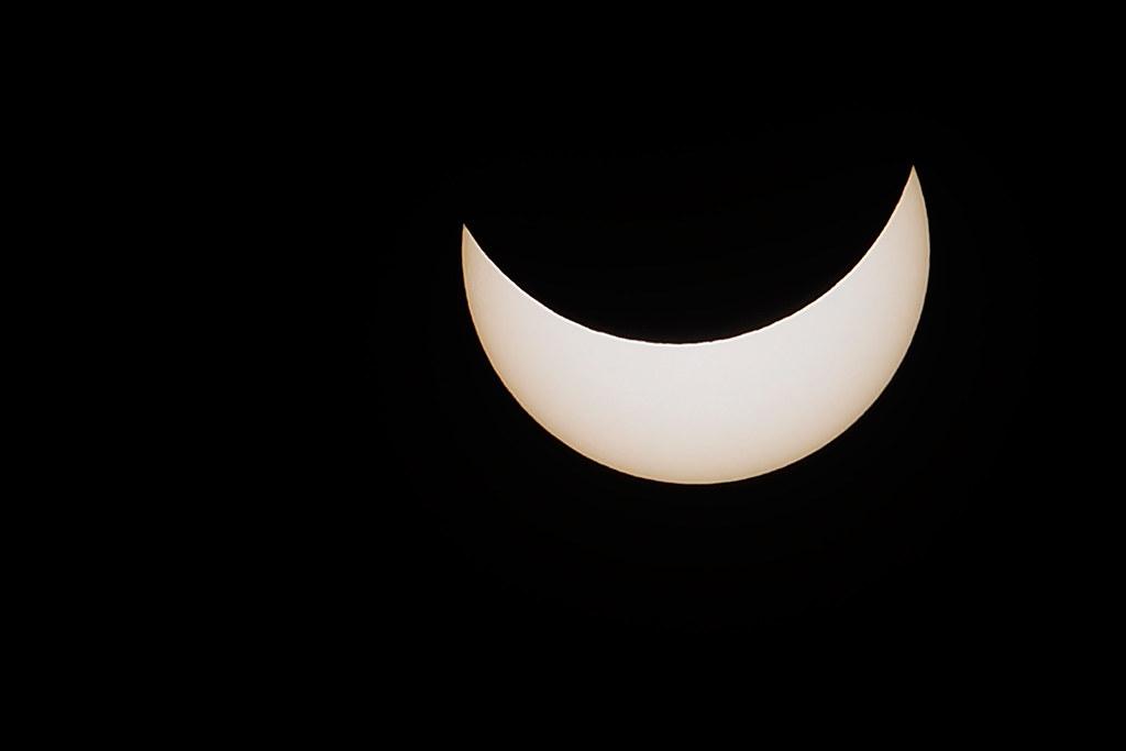 e il sole diventa nero....