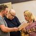 Keith Fleming, Tony Cownie (Director), Angela Darcy