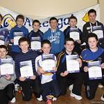 U14 Boys - 2011 Youth Presentation night