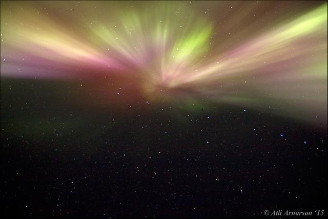 Aurora borealis IV