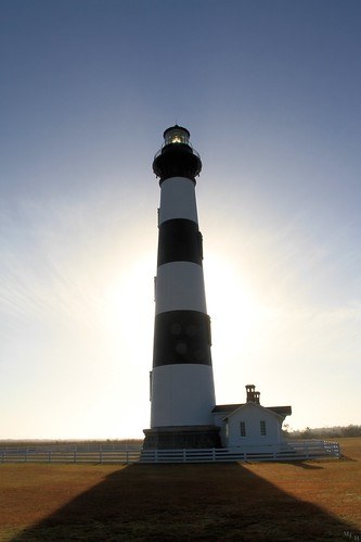 winter shadow usa sun lighthouse canon landscape northcarolina 7d bodielight hatterasseashore photosbymch