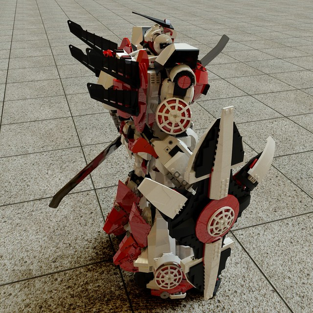 Gundam Chroma S4 Balthious SR
