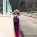 Anna and the Bridge by cwhitted