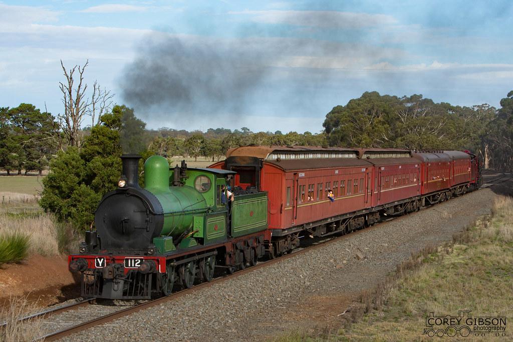 Steamrail Ballarat Heritage Weekend by Corey Gibson