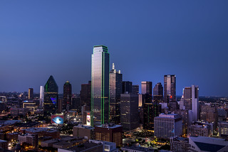 Dallas at dusk | by US Department of State