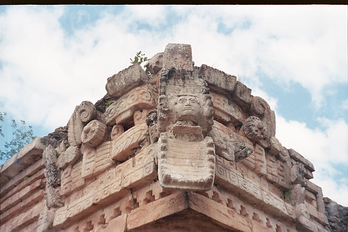 Calakmul MEX - Structure I 03