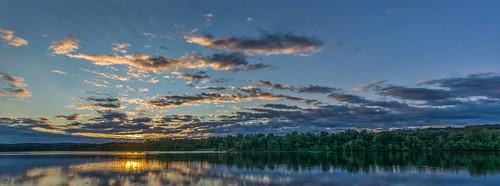connecticut connecticutriver cromwell riverroad johnjmurphyiii originalnef dawn stitch panorama sunrise summer usa06416 cloudsstormssunsetssunrises fave4