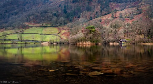 Winter Colours of Rydal Water | by Dave Massey Photography