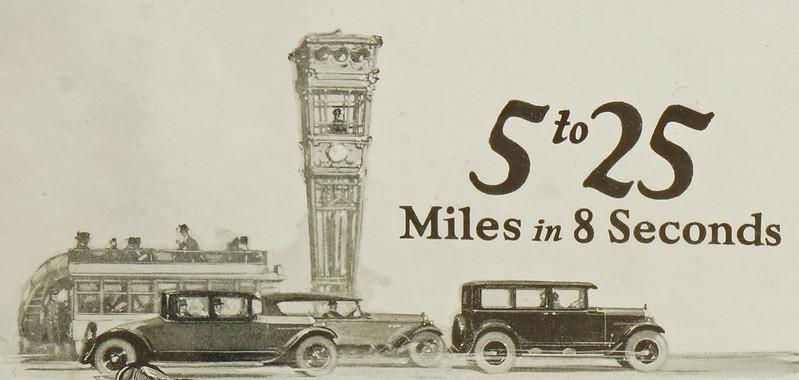 CM051 1925 Maxwell Car Ad Framed DSC04185 crop1