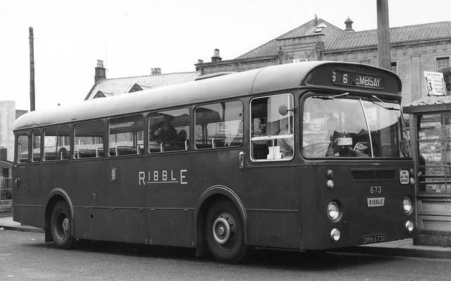 Ribble 673 (DRN673D)