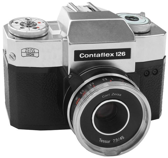 Zeiss Ikon Contaflex 126