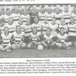 Errigal Girls - Minor Champions 2006