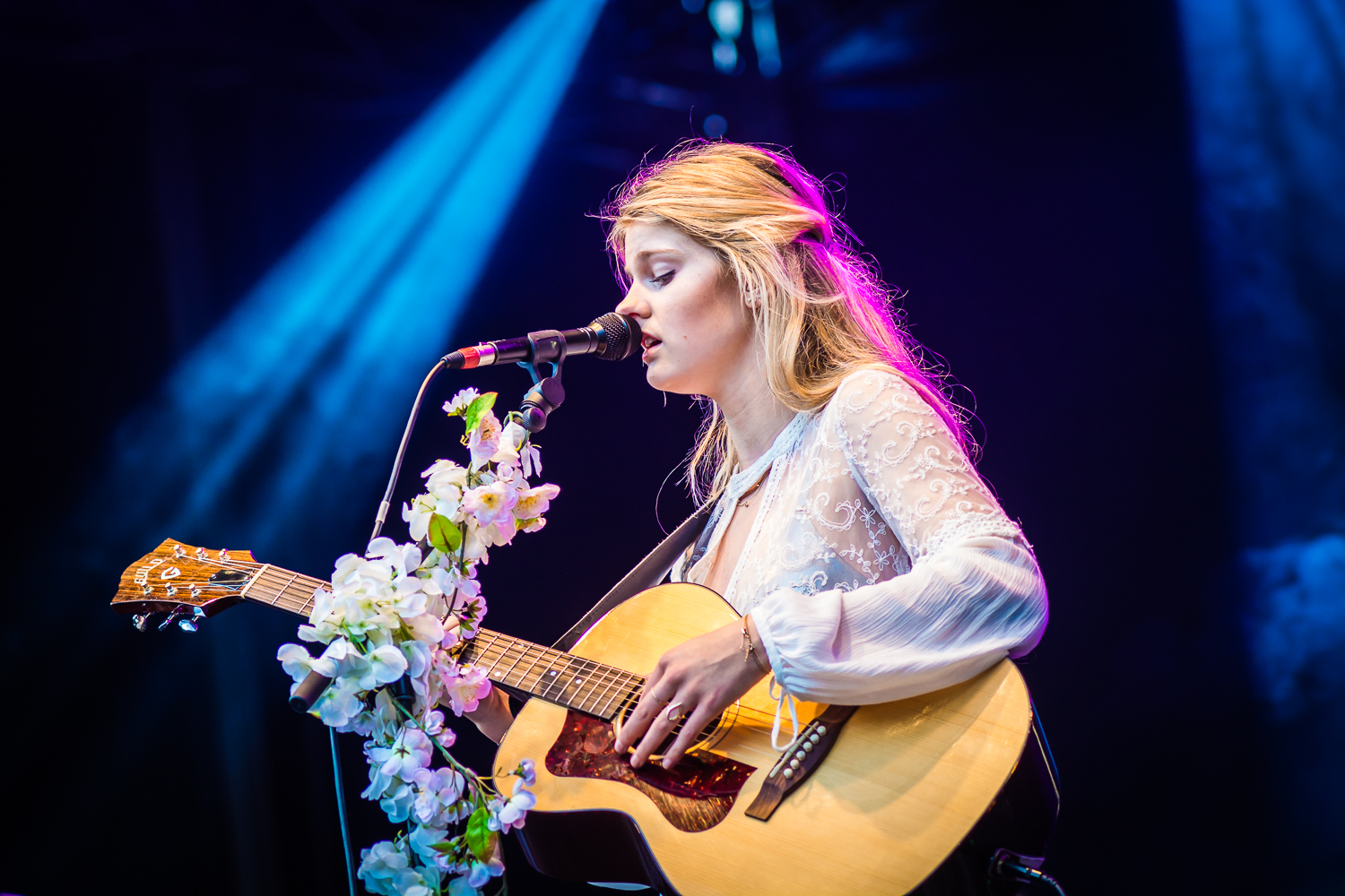 Emma Bale @ Genk On Stage 2016 (© Timmy Haubrechts)