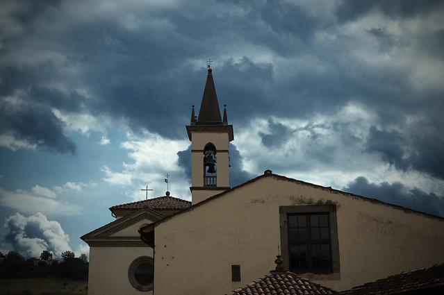 Angoli di Casentino - Santa Maria del Sasso