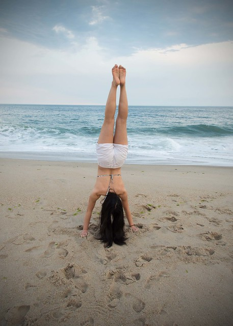 Happy International Handstand Day