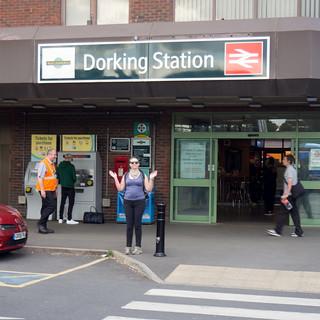 Dorking Station!