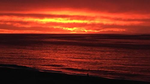 sunrise oceancitymd oceancity md maryland iphoneography iphonenography ocean beach