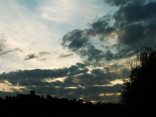 sunset sky cloud portugal clouds skies tomar portugalia portugália portugali project365 portugale portugalsko konicaminoltaz3 portugalija portugalsk
