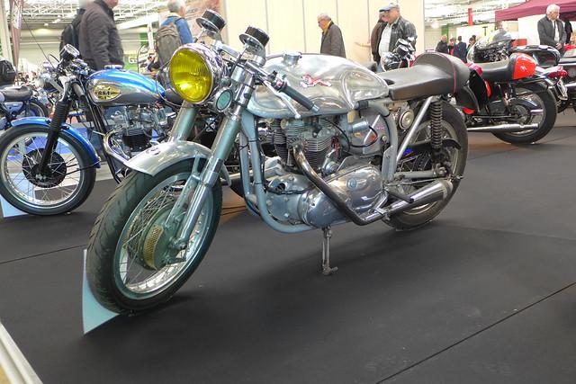 Triton T110 Cafe Racer 1955 650cc OHV