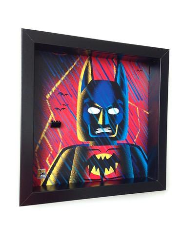 Lego Batman of Zur-En-Arrh minifigure Frame. Display Case ...