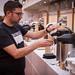 Coffee break for Drew by marc thiele