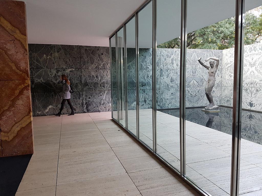 Barcelona Pavilion, by Mies van der Rohe | Naotake Murayama | Flickr