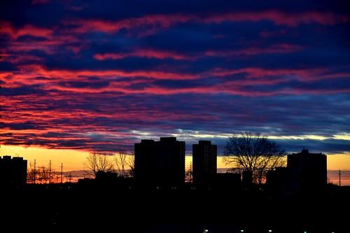 sunrise toronto ontario canada