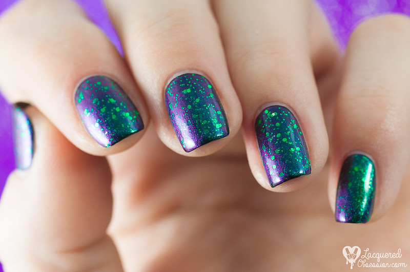 Born Pretty Store - Chameleon Nail Polish 33# | Unique Squoval Nail Designs For A More Sophisticated Look