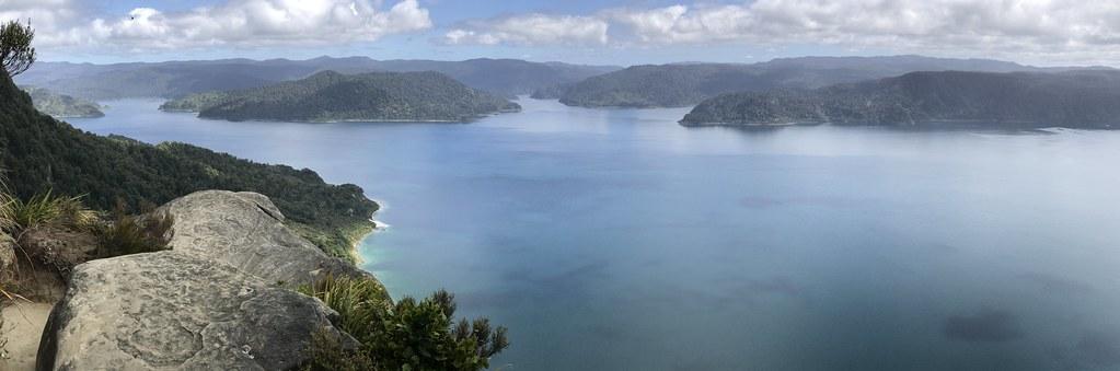Lake Waikaremoana, Te Urewera, New Zealand   Photos taken fr