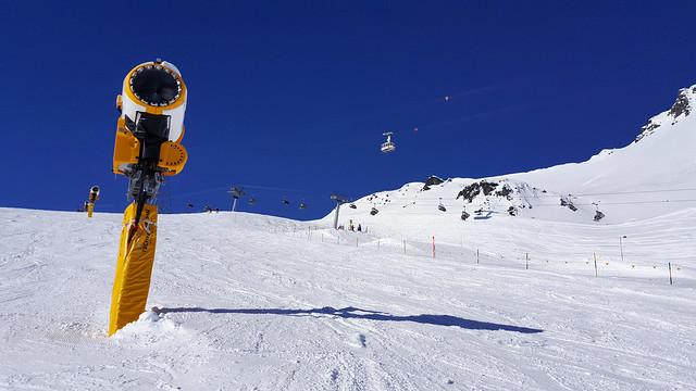 Mister Snowmaker - Klosters-Serneus - Switzerland