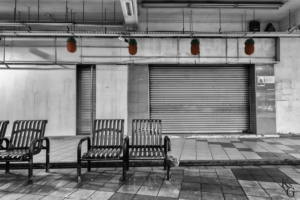 Chairs, Rochor Centre, Singapore | Something a little more a