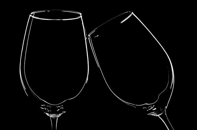 B&W Glasses 0.13 - Cheers