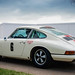 Mark Bates - 1965 Porsche 911 at the Goodwood 73rd Members Meeting (Photo 1) by Dave Adams Automotive Images
