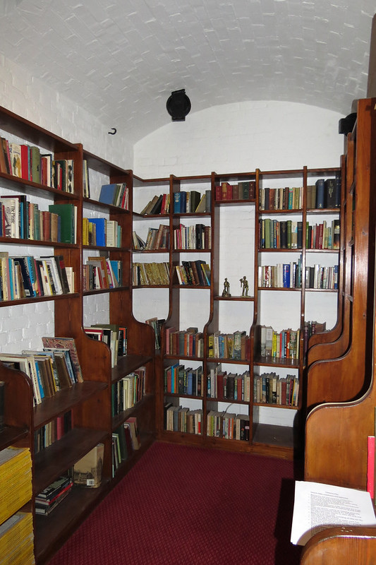 Library, No Mans Land Fort