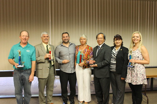 Winners, Toastmasters District 33 Area B4 Contest | by suebobdavis