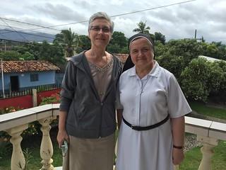 Honduras-CMP, Hnas. Maria y Teresa Mª