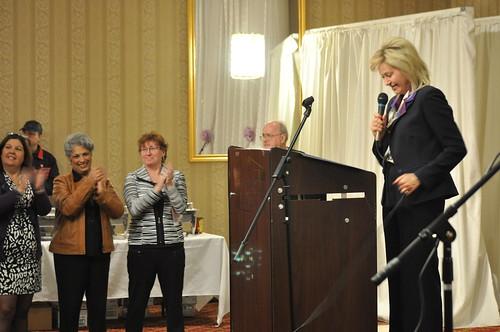2014 IWD - Mayor of Mississauga - Hon. Bonnie Crombie.1