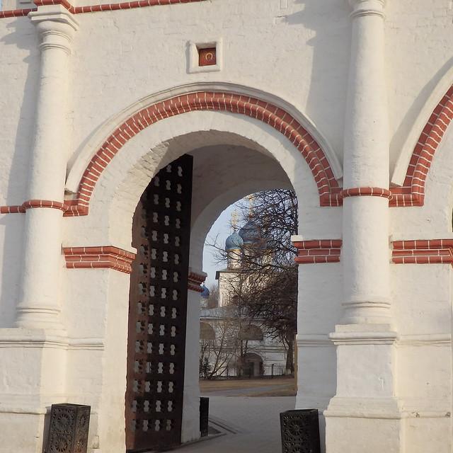 Москва, музей - усадьба Коломенское. Moscou, Kolomenskoïe